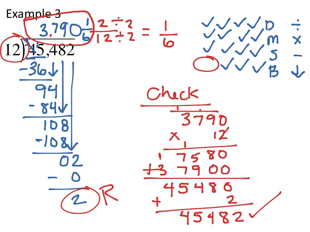 Worksheet How To Long Division showme 126 divided by 6 long division division